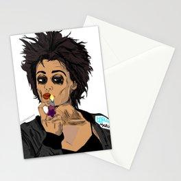 Marla Singer - Fan art Stationery Cards