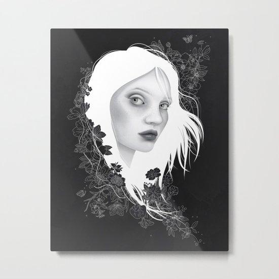 Here With You II Metal Print
