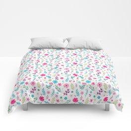 Spring pattern design Comforters