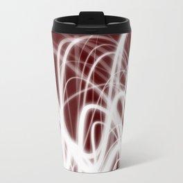 Red Flow2 Travel Mug