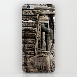 Wild West Memories iPhone Skin