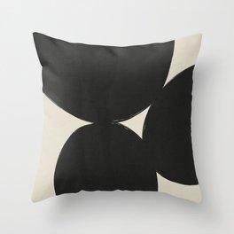 Finding Balance #1 Throw Pillow