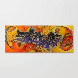 Snakepitz Canvas Print