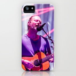 Thom Yorke | Live | Concert iPhone Case