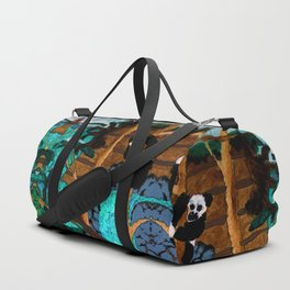 Into the Forest Duffle Bag