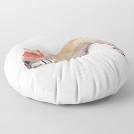 Downward Frenchie Floor Pillow