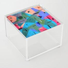 crowd II Acrylic Box