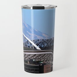 American Olympus (The New Coliseum) Travel Mug