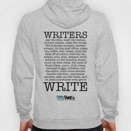 WRITERS WRITE! Hoody