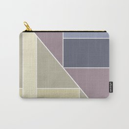 Simple geometric pattern. Carry-All Pouch
