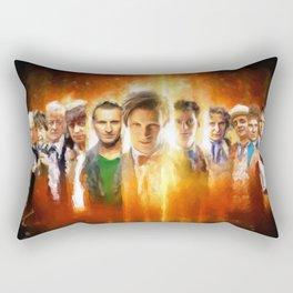 The Doctors Rectangular Pillow