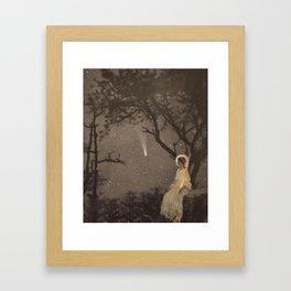 Queen of Wands Framed Art Print