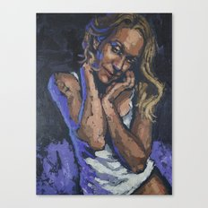 Libby Gale Canvas Print