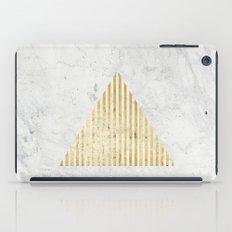 Trian Gold iPad Case