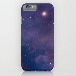 Big Bend nights iPhone Case