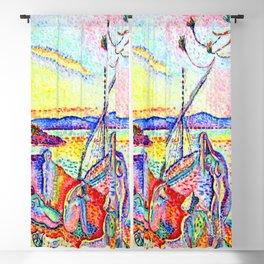 Henri Matisse Luxury Calm and Pleasure Blackout Curtain