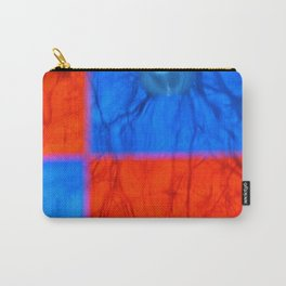 Rain Drops Carry-All Pouch