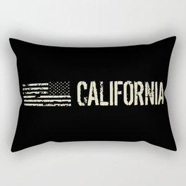 Black Flag: California Rectangular Pillow
