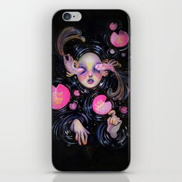 A Sea of Lights iPhone Skin