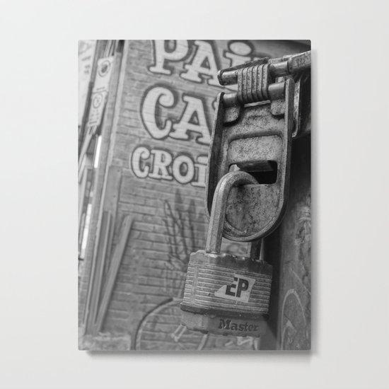 close art Metal Print