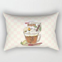 Hot buttered Rum Rectangular Pillow