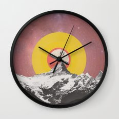Rise of the 45 Wall Clock