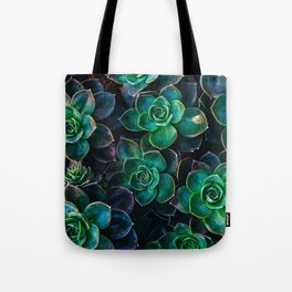 Succulent fantasy Tote Bag