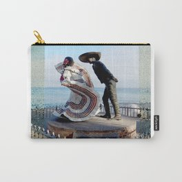 Puerto Vallarta, Mexico Sculpture by the Sea Carry-All Pouch