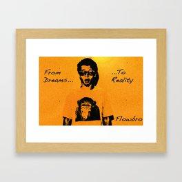 Fm Framed Art Print