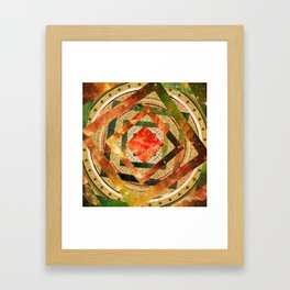 Cosmos MMXIII - 10 Framed Art Print