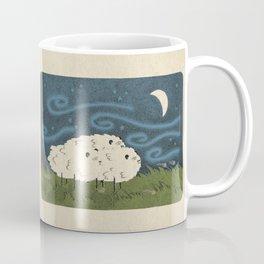 Three Sheeps to the Wind Coffee Mug