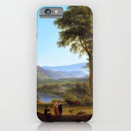 At Matlock, Mist Rising - John Glover iPhone Case