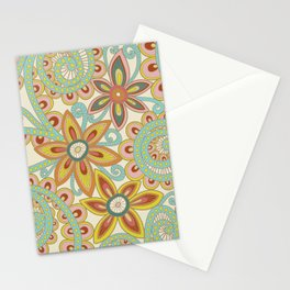 Eclectic Gypsyland Stationery Cards
