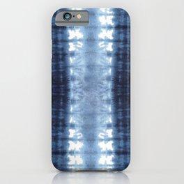 Neue Jersey Shibori iPhone Case