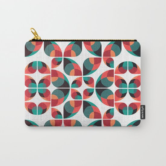 Fantasy Garden Pattern III Carry-All Pouch