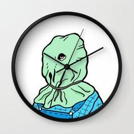 Jason Voorhees part 2 Wall Clock
