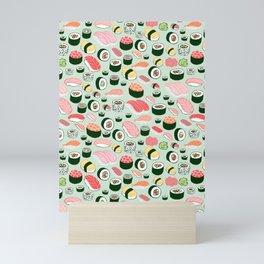Sushi Love Mini Art Print