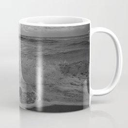 Coconut at the shore Coffee Mug