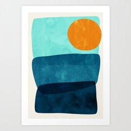 Kahuna Art Print