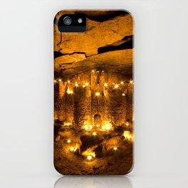 La Salle du Château // The Castle Room iPhone Case