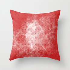 COORDINATE Red Throw Pillow