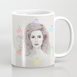 Fruit Machine Coffee Mug