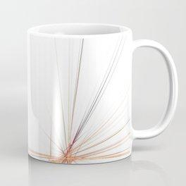 Fractal 43 Orange Coffee Mug