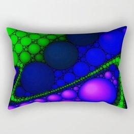 Biscuit Crumbs Trail Rectangular Pillow