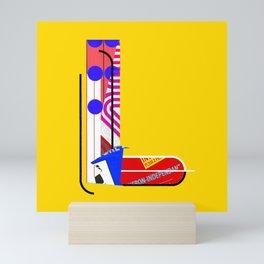L Mini Art Print