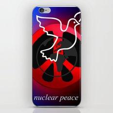 nuclear peace. iPhone & iPod Skin