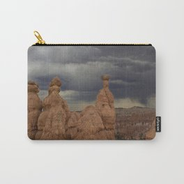 Hoodoos at Bryce Canyon Carry-All Pouch