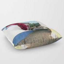 Portugal, Obidos (RR 180) Analog 6x6 odak Ektar 100 Floor Pillow