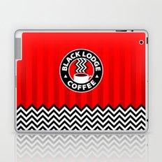 Lodge Coffee Twin Peaks Laptop & iPad Skin