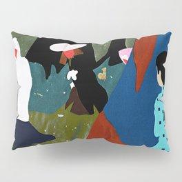 fox wedding Pillow Sham